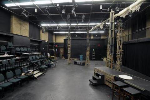 Whitney Theater Yale Undergraduate Production